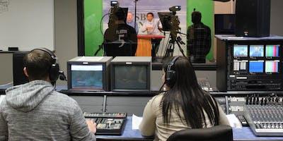 Connecticut School of Broadcasting, Pembroke Pines CAMPUS TOUR