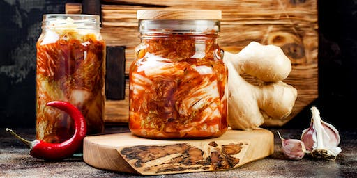 Kimchi Class with You Betcha!
