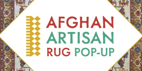 Afghan Artisan Rug Pop-Up tickets