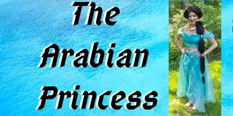 Lunch with the Arabian Princess tickets