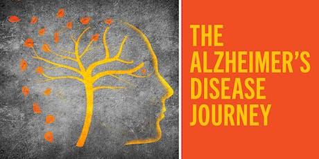 The Alzheimer's Disease Journey tickets