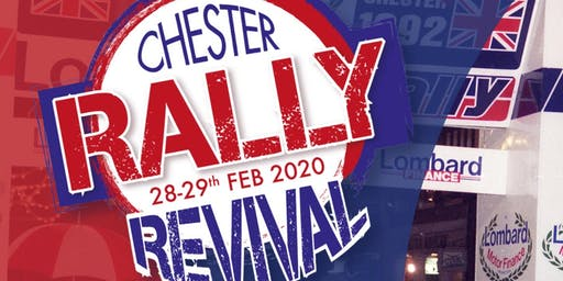 Chester Rally Revival 2020 Rednal Circuit