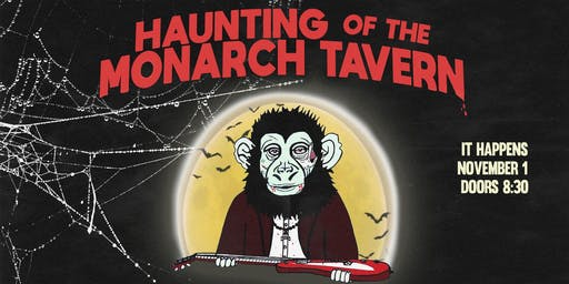 Love Wagon, Averages & Rikashay Haunt the Monarch Tavern