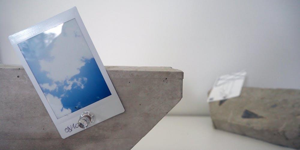 Atelier Fabriquez Votre Propre Cadre Photos En Béton Magnétique
