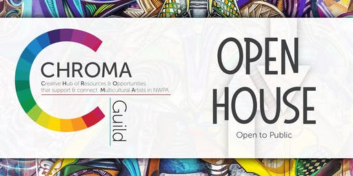 The Chroma Guild Open House