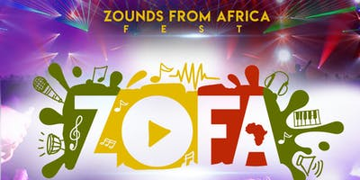 ZOUNDS FROM AFRICA FEST 2019