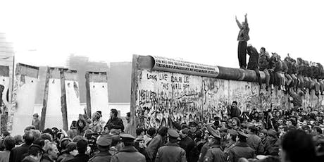 """""""Good thing you didn't know: The story of the night the Berlin Wall fell"""" tickets"""