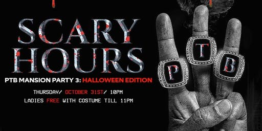 SCARY HOURS: Halloween Mansion Party