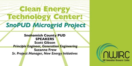 Clean Energy Technology Center: SnoPUD Microgrid Project tickets