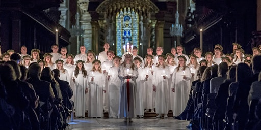 Lucia St Pauls Cathedral