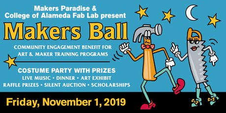 Makers Ball tickets