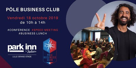 Pôle Business Club I vendredi 18 octobre 2019 billets