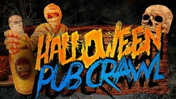 Asbury Park HalloWeekend Fright Night Bar Crawl