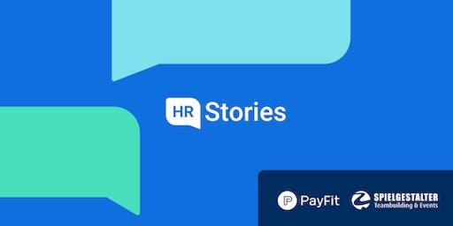 HR Stories: Teamentwicklung & Management von stark wachsenden Teams ✨
