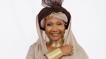 Reggae Queen Marcia Griffiths