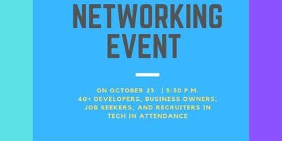 Informational Technology Networking Event