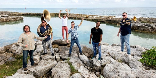 Bonerama Plays Zeppelin • Revolution Brass Band