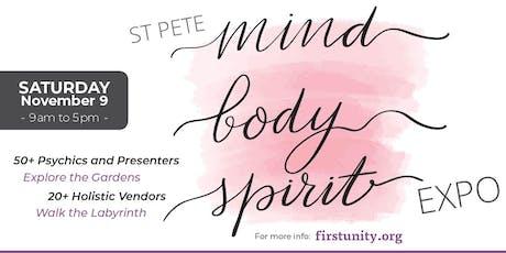 St. Pete Mind, Body & Spirit Expo tickets