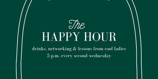 The Happy Hour: Susan Carns Curtiss