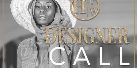 HARLEM FASHION WEEK | DESIGNER CASTING tickets