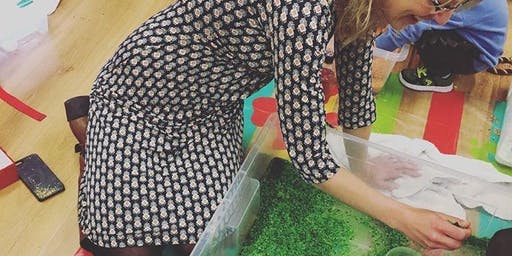 SENSEable Tots - Fun and Educational Sensory Class - Age 2+  Oct 27th