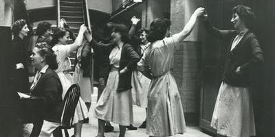 Washing, Singing, Dancing exhibition celebration