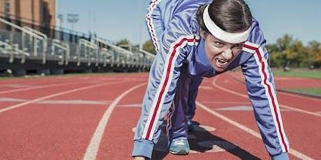 """Présentation des programmes """"Vivre en Sport"""" & """"Les Sprinteuses"""" billets"""