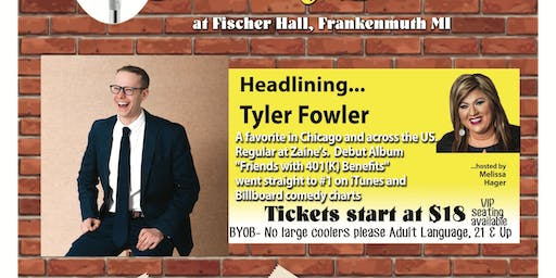 Comedy Show- Fischer Hall