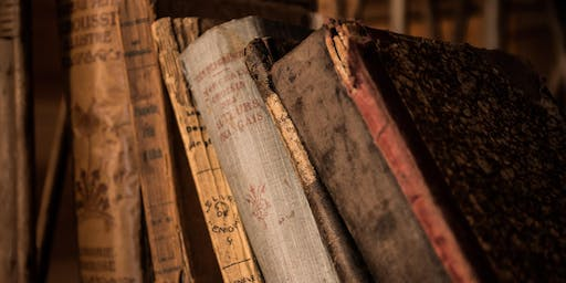 Book Repair with the State Archives