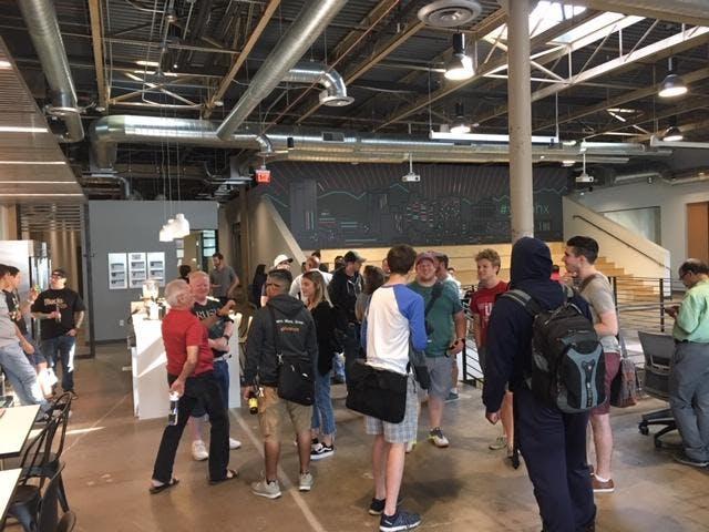 Galvanize Campus Group Tour - Phoenix