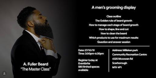 """A. Fuller Beard """"The Master Class"""""""