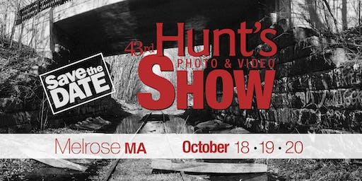 The Hunt's Show: 12-1pm- What's the right lens for me? with Sigma
