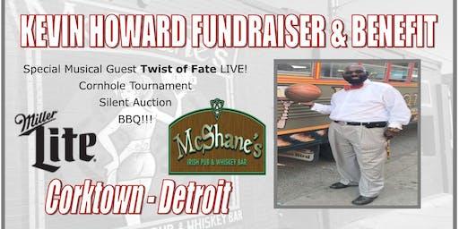 Kevin Howard Fundraiser & Benefit
