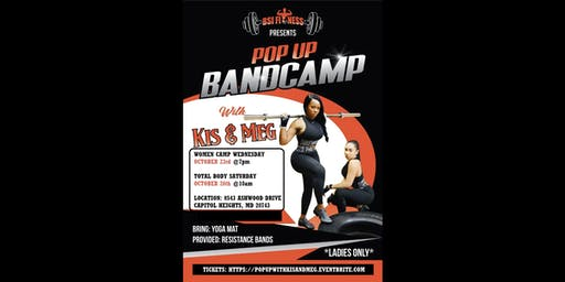 Basketball Skills Institute (BSI) Presents POPUP BANDcamp with Kis & Meg