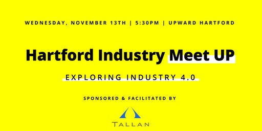 Hartford Industry Meet UP: Exploring Industry 4.0