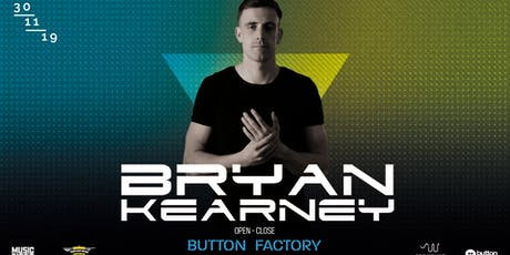 Bryan Kearney at Button Factory [All Night Long] tickets