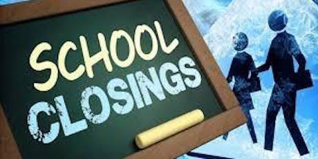 SFSP - (11/13) Unanticipated School Closures Training tickets