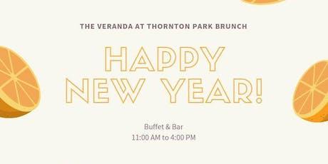 New Year Brunch tickets