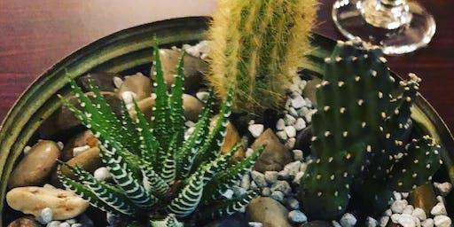 Make it & Take it: Cactus Garden
