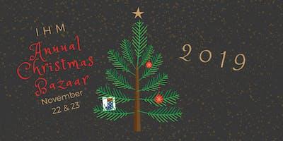 Immaculate Heart of Mary Christmas Bazaar; IHM Christmas Bazaar