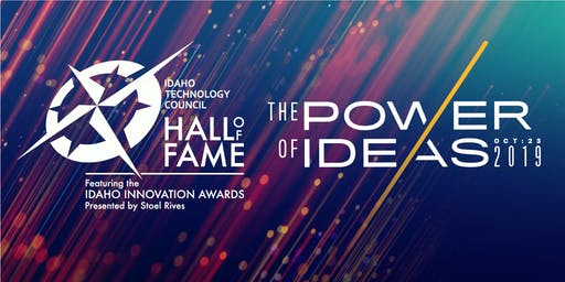 Hall of Fame, Featuring the Idaho Innovation Awards