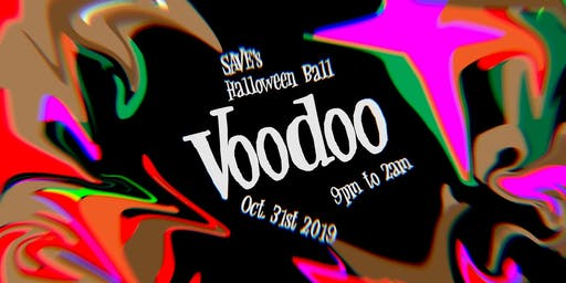 SAVE's Halloween Ball: Voodoo