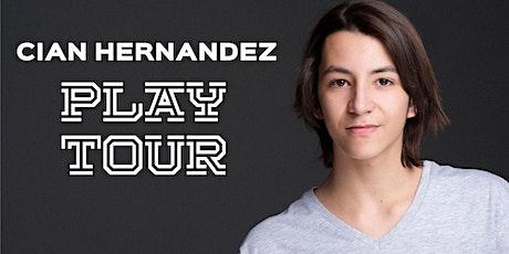 Cian Hernandez: AKELARRE - LA NOCHE DE LAS BRUJAS tickets