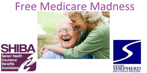 Free Friday Medicare Madness