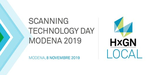 HxGN LOCAL – Scanning Day Technology Modena 2019