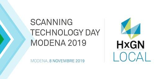 HxGN LOCAL – Scanning Day Technology Modena 2019