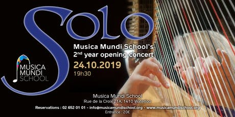 Musica Mundi School's Opening Concert tickets