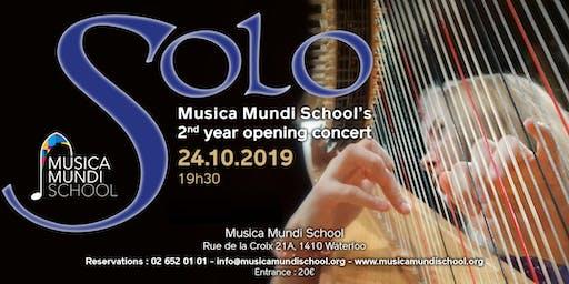 Musica Mundi School's Opening Concert