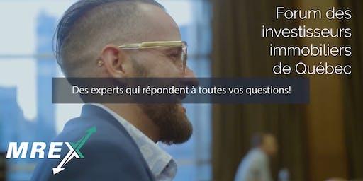 Forum des investisseurs immobiliers de Québec