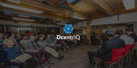 DcentriQ 2020 billets